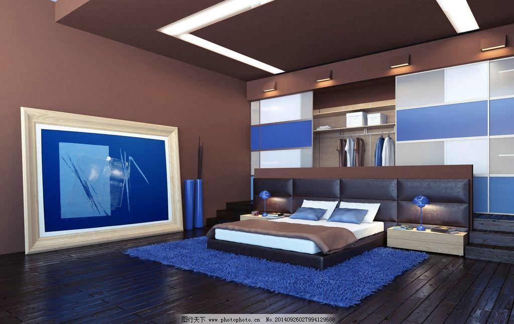 日式风格卧室衣柜图片