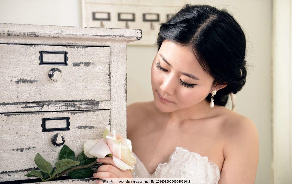 婚礼 婚纱 婚庆 婚纱照 美女 艺术照 摄影 摄影 人物图库 女性女人