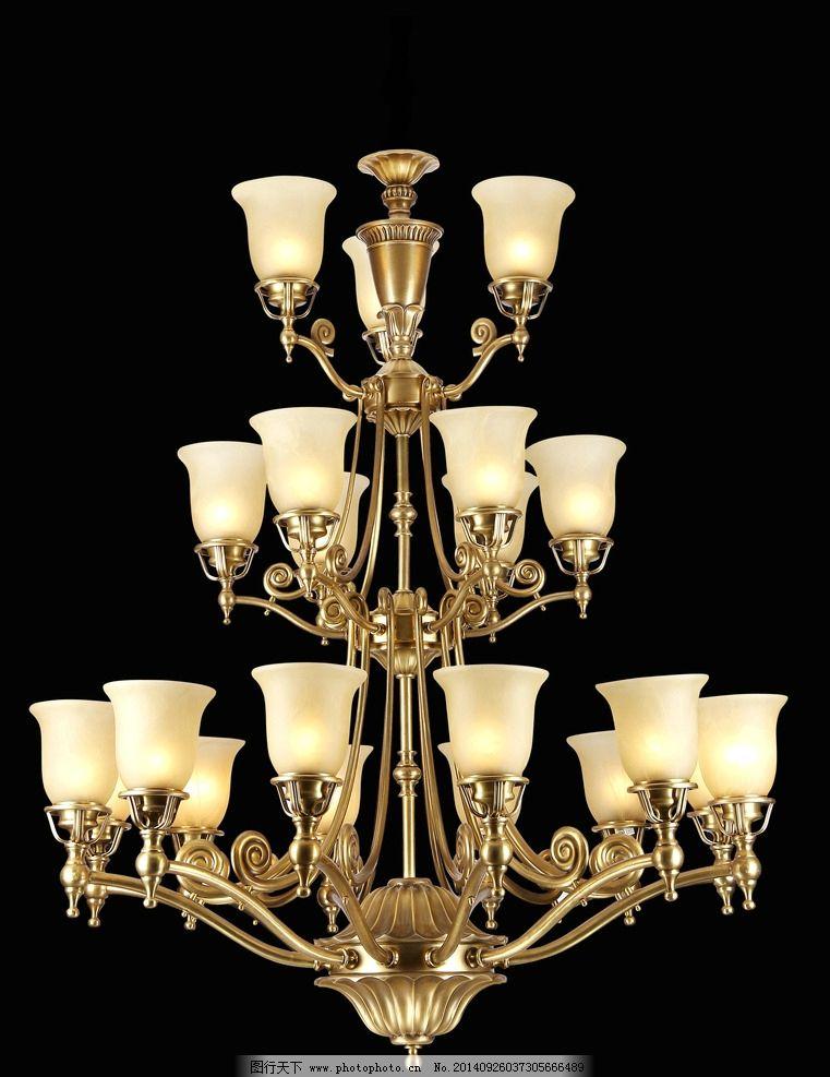 水晶灯吊灯 全铜灯 灯具 灯饰 欧式灯 蜡烛灯 欧范灯饰 全铜吊灯图片