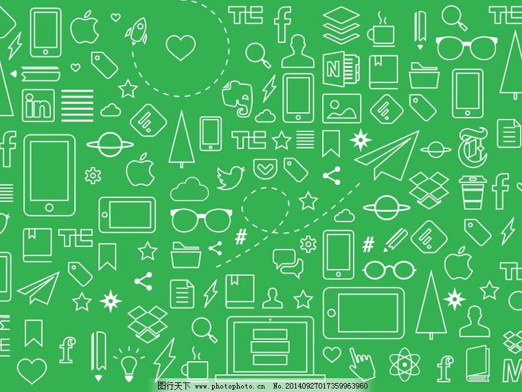 绿色电路板图片手机背景大全