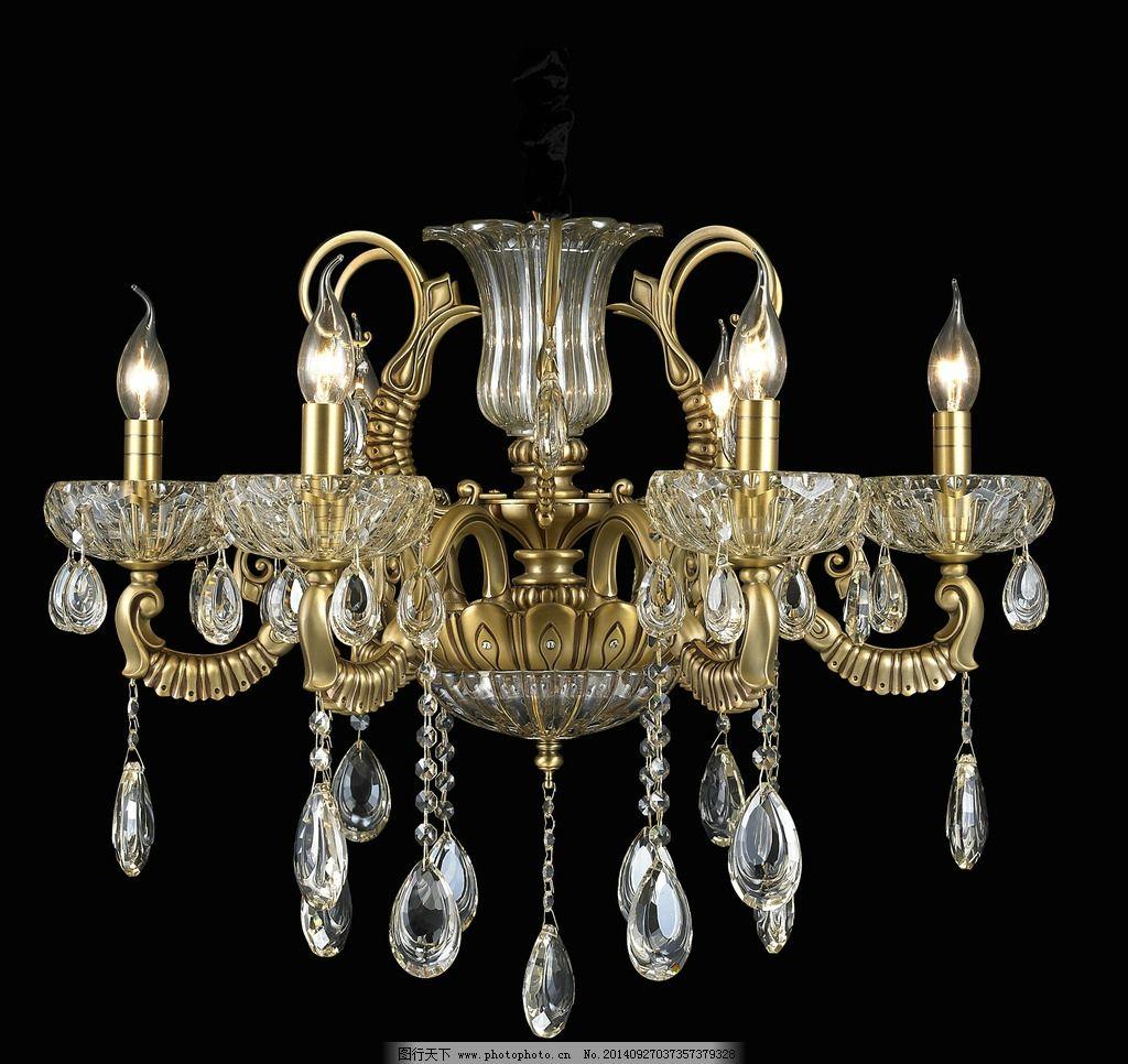 欧式水晶灯壁灯图片