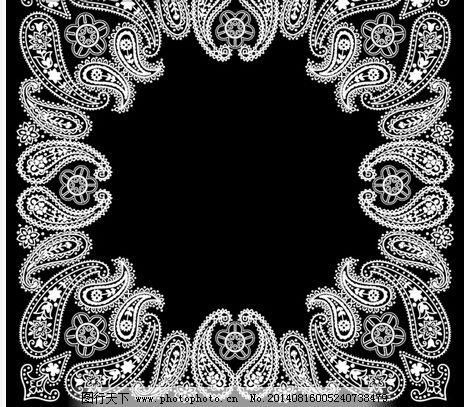 精致欧式边框免费下载,底纹,典雅,花纹,装饰,矢量图,花纹花边